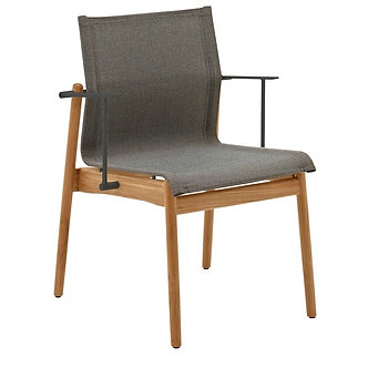 Sway Stacking Dining Arm Chair