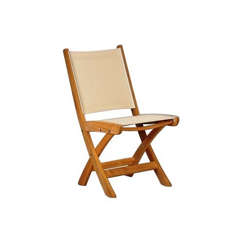 Kingsley Bate St. Tropez Folding Side Chair, Kingsley Bate St. Tropez, Folding Side Chair