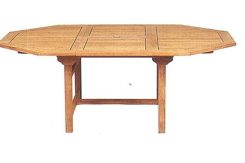 Gloster, Brown Jordan, Kingsley Bate, Barlow, Octagon Teak Extension Dining Table