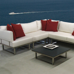 Barlow Tyrie Mercury Sectional