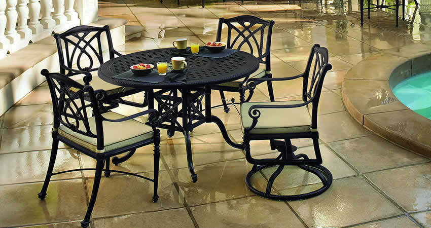 Gensen Largo Dining Set