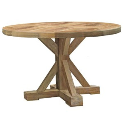 """Summer Classics Modena 48"""" Round Dining Table"""
