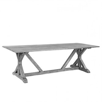 "Farm Style 73"" Rect Table"