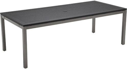 """Azore 86.5"""" Rect Dining Table"""