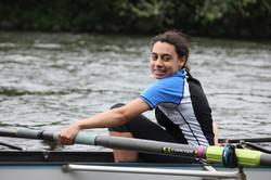 IMG_5939 Catherine rowing