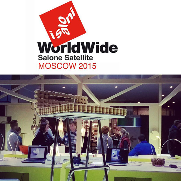 Участник Salone Satellite (Mos) 2015
