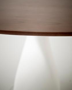 Treeangle table close up