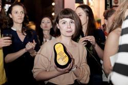 приз на Миланской Неделе Дизайна