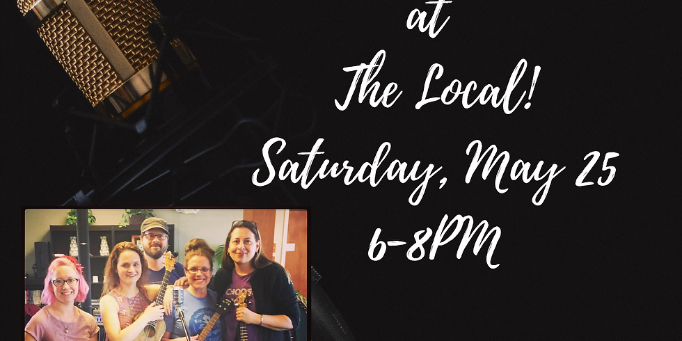 Leah Woosley & The Mother Chuckers @ The Local