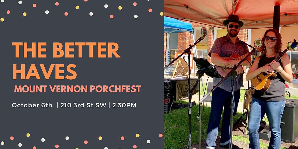 Mount Vernon Porchfest