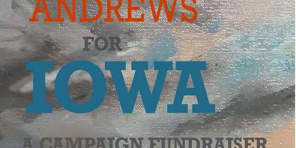 Christian Andrews Campaign Kickoff Fundraiser