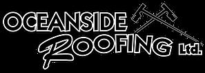 LESS WHITE Oceanside roofing logo_Black-
