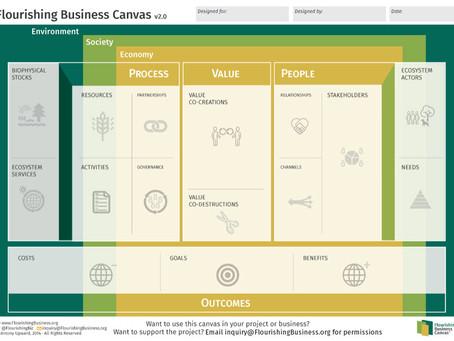Flourishing Business Canvas