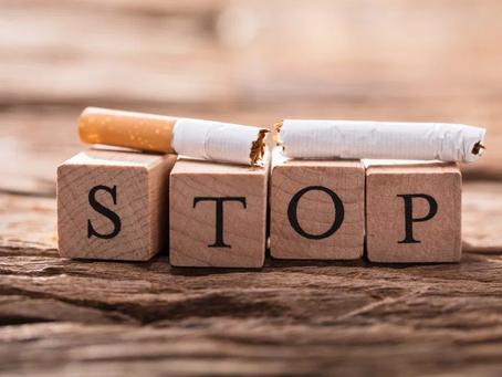 Stoppen met roken zonder gewichtstoename