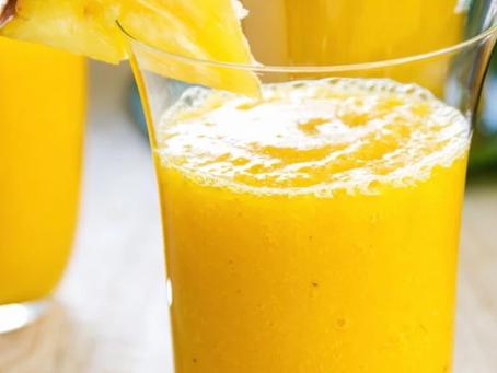 Sinaasappel-Witlof-Smoothie