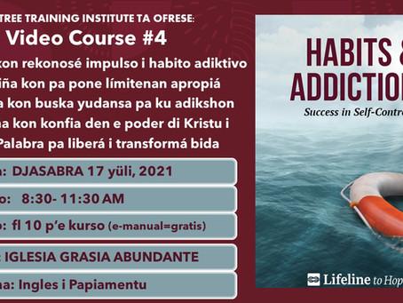 Training Biblical Counseling: HABITS & ADDICTIONS