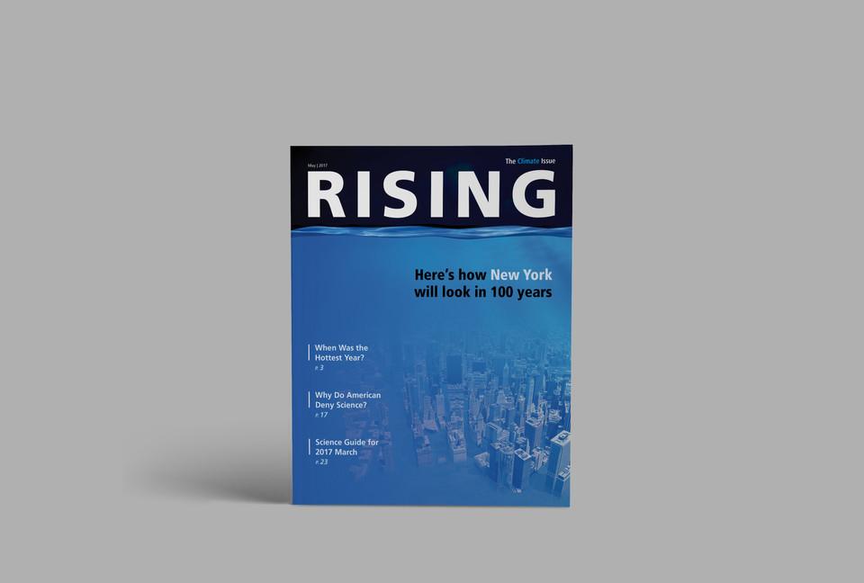 Rising — Magazine