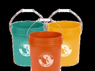 Trash Basket for Ranger Program