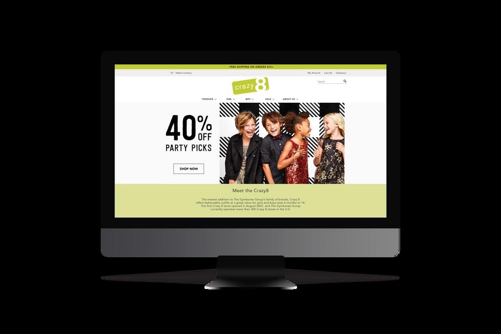 Website — Mockup