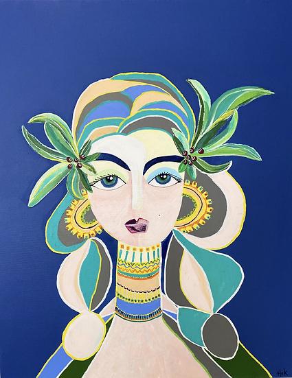 Queen Freya Prints