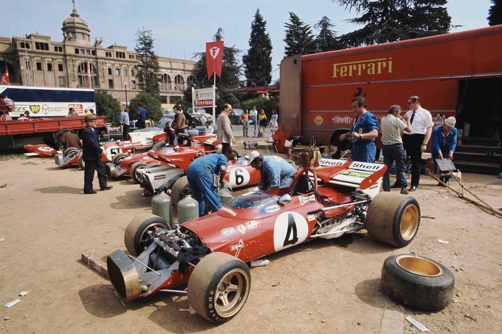 022 - Ferrari 312 B