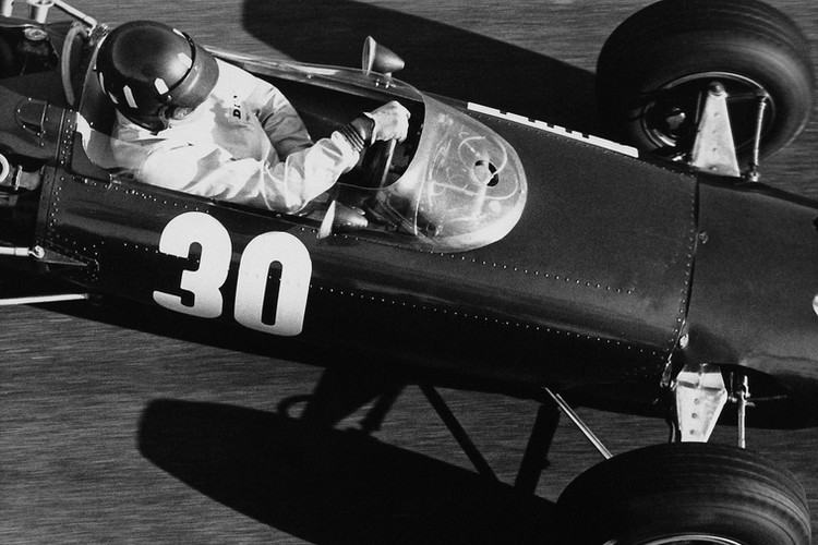 008 - In-board with Graham Hill.jpg