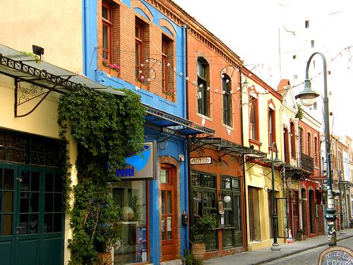 Thessaloniki - Ladadika