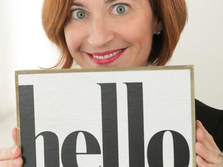 Well, Hello YOU!
