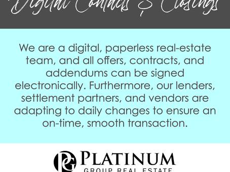 Digital Contracts & Closings