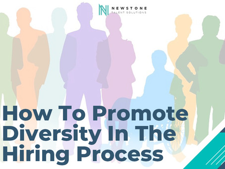How To Promote Diversity In The Hiring Process?