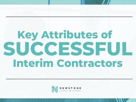 Key Attributes of Successful Interim Contractors