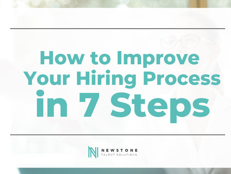How to Improve Your Hiring Process in 7 Steps