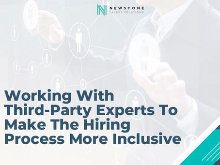 Working With Third-Party Experts To Make The Hiring Process More Inclusive