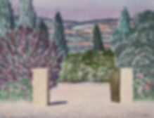 46 Масловский А. Из серии «Пейзажи Прова