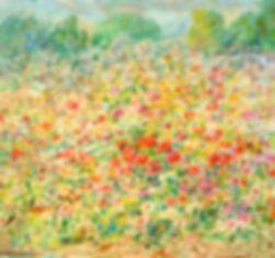 Радуга цветов. х-м 70х90 см. 2010 г..JPG