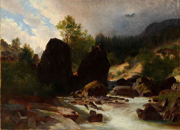 008 Густав Кастан (Швейцария, 1823 - 189