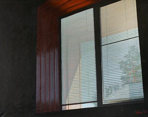 Окно.Жалюзи   2012  70х95 х.м.jpg