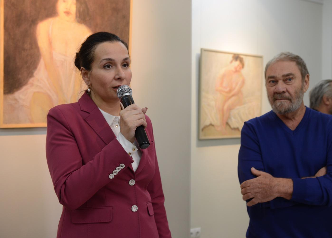 Вера Баширова вице-губернатор - заместитель председателя Правительства Оренбургской области