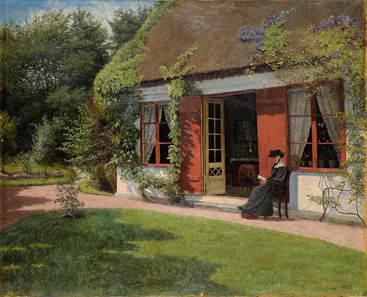 012 Альберт Эдвард Ван (Голландия, 1864