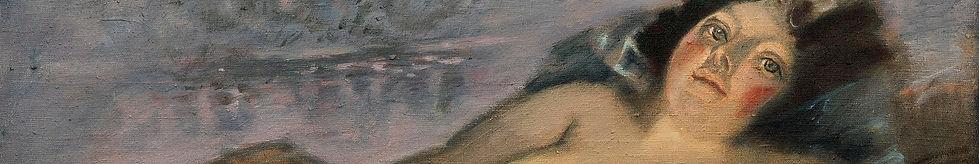 Вечер под луной.  1998  69,5х83  х.м.JPG