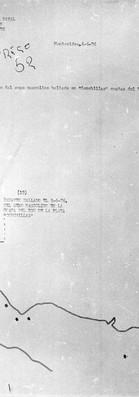 Prefectura Nacional Naval, División Información, Sección procesamiento, Rama penales, Montevideo 6 de junio de 1976.  Archivo de la Comisión para la Paz – Carpetas NN.