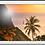 Thumbnail: Segelschiff in der Karibik