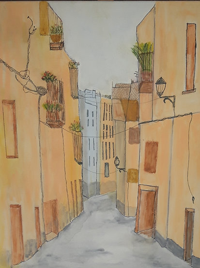 Tarragona Jan Drury