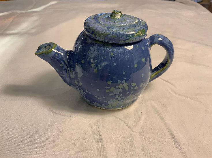 Ornamental Tea Pot