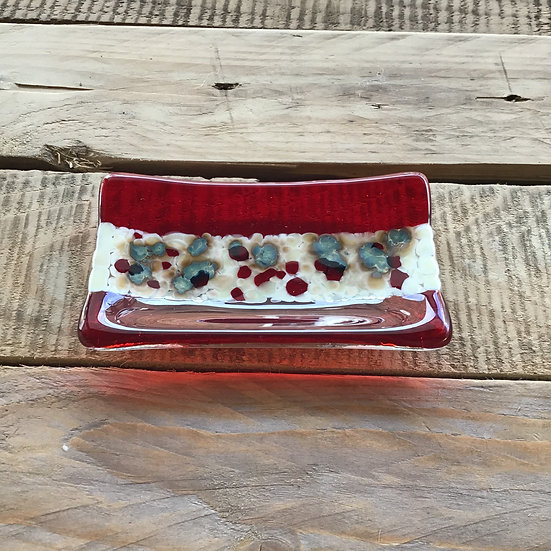 Red Jelly Dish