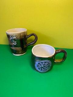 Jackie Harrop Atoms Mug