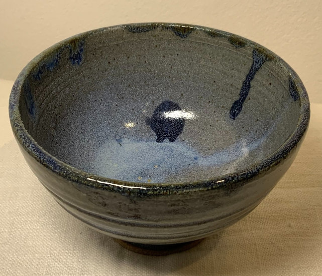 Stonewear Blue Bowl