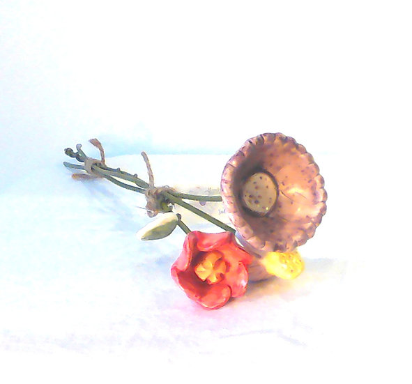 3 Stem Bunch of Flowers