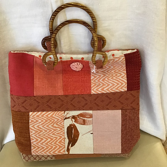 Ann Hoile Hand Crafted Bag