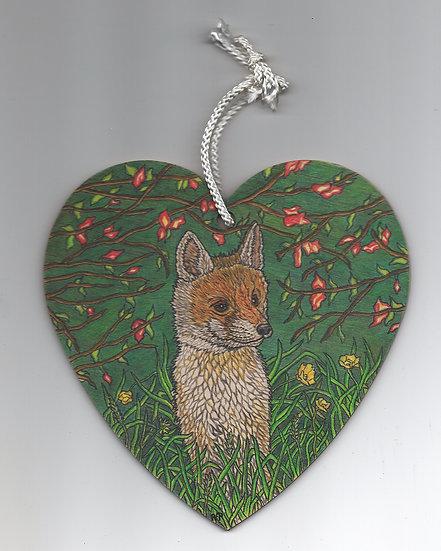 Fox Heart By Alison Perkins